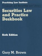 Securities Law and Practice Deskbook