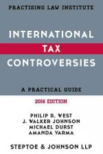 International Tax Controversies 2016