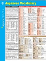 Sparkcharts Japanese Vocabulary
