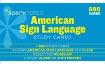 American Sign Language Sparknotes Study Cards
