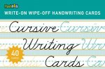 Cursive Writing Cards