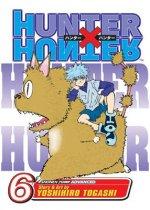 Hunter x Hunter, Vol. 6