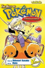 Best of Pokemon Adventures