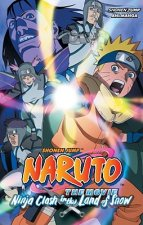 Naruto the Movie Ani-manga 1