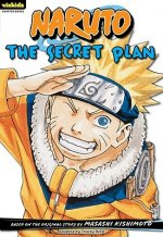 Naruto Chapter Book 4