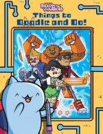 Bravest Warriors Things to Draw and Do