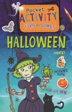 Halloween Pocket Activity Fun and Games