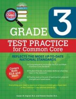 Barron's Core Focus Grade 3 Test Practice for Common Core