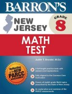 Barron's New Jersey Math Test, Grade 8