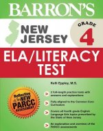 Barron's New Jersey, Grade 4 ELA/Literacy Test