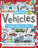 How to Draw Awesome Vehicles
