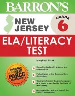 Barron's New Jersey, Grade 6 ELA/Literacy Test