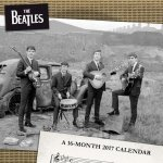 The Beatles 2017 Calendar