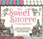 The Sweet Shoppe Adult Coloring Book