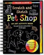 Scratch and Sketch Pet Shop