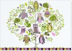 Owl Forest Note Cards