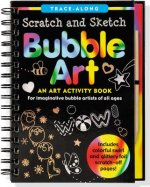 Bubble Art Trace-Along