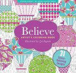 Believe Artists' Coloring Books
