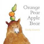 Orange Pear Apple Bear