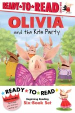 Olivia Ready-to-Read Value Pack 2