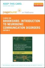 Introduction to Neurogenic Communication Disorders Pageburst on Vitalsource Access Code