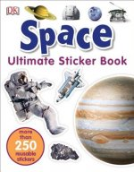 Ultimate Sticker Book Space