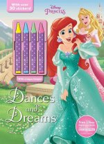 Disney Princess Dances and Dreams
