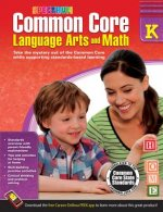 Common Core Math and Language Arts, Grade K