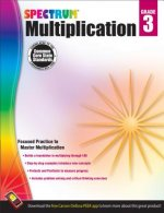 Spectrum Multiplication, Grade 3