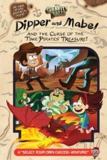 GRAVITY FALLS DIPPER & MABEL & THE CURSE