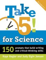 Take 5! for Science