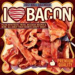 I Love Bacon 2017 Calendar