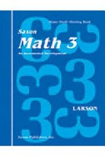 Math 3 Home Study Kit