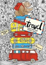 The Travel Coloring Book
