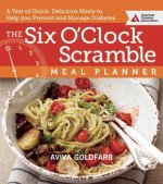 The Six O'Clock Scramble Meal Planner