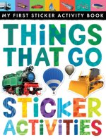 Things That Go Sticker Activities