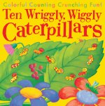 10 Wriggly, Wiggly Caterpillars