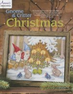 Gnome & Critter Christmas Cross Stitch Pattern