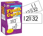 Division 0-12 Flash Cards, Grades 3 - 5