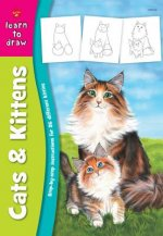 Learn to Draw Cats & Kittens