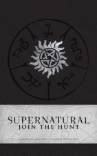 Supernatural Hardcover Ruled Journal