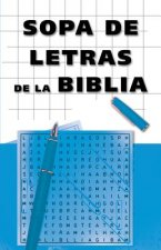 Sopa de Letras de la Biblia / Bible Word Search