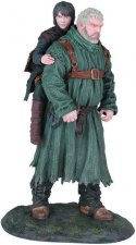 Game of Thrones - Hodor and Bran Figure