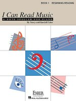I Can Read Music, Book 1