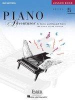 Piano Adventures Lesson Book, Level 2A