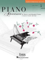 Piano Adventures Level 5 Performance Book