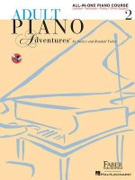 Adult Piano Adventures All-in-One Book 2