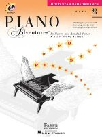 Piano Adventures Gold Star Performance, Level 2B