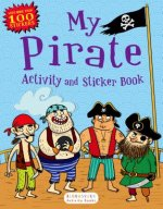 My Pirate Activity and Sticker Book