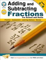 Adding and Subtracting Fractions, Grades 5 - 8